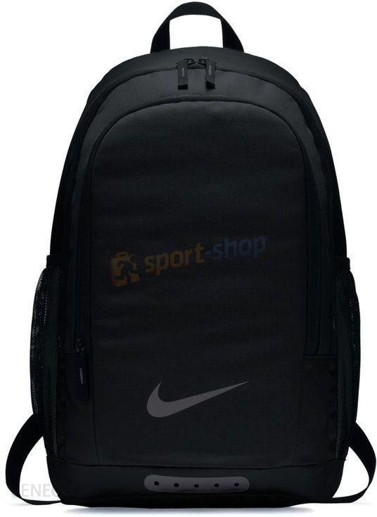 4f69f340e8ef7 Plecak Nike Academy Czarny BA5427010 - Ceny i opinie - Ceneo.pl