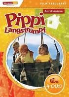 Pippi Langstrumpf BOX DVD