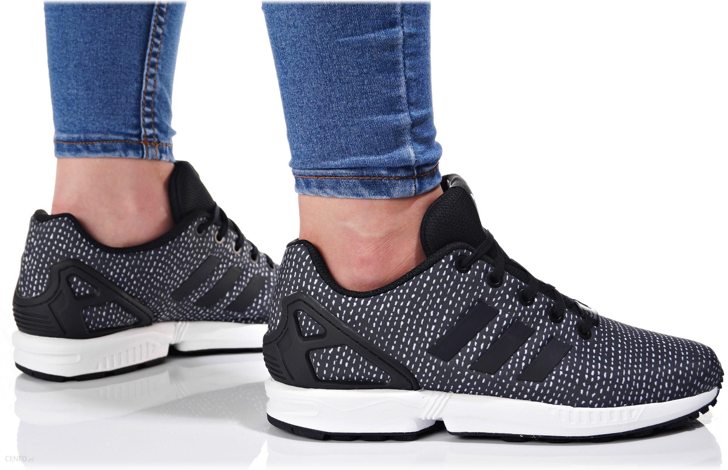 adidas zx flux czarne damskie