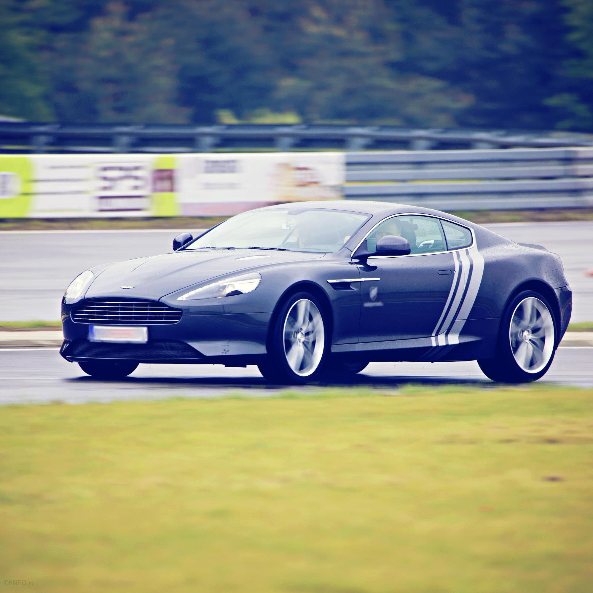 Aston Martin DB9 Tor Poznań Karting 1 Okrążenie Ceny i opinie
