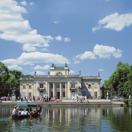 Wycieczka łazienki Królewskie Warszawa 1 Osoba