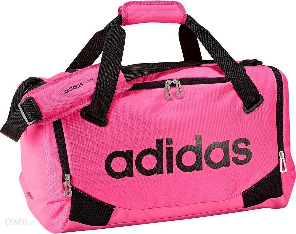 torby adidas różowe damskie