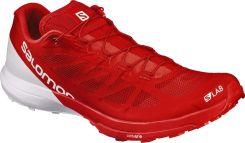 Salomon S Lab Sense 7 Racing M Biało Czerwone