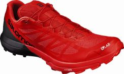 Salomon S Lab Sense 6 Sg Racing Red Black