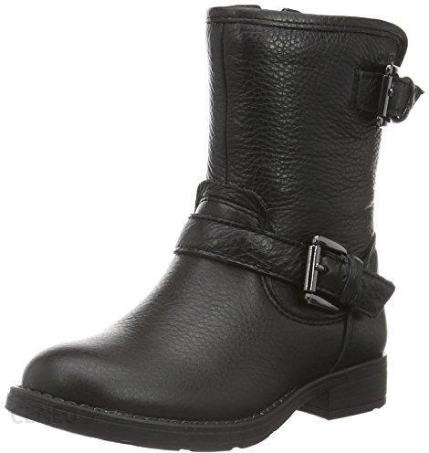 Amazon Kozaki Geox JR SOFIA B dla dziewczynek, kolor: czarny, rozmiar: 35