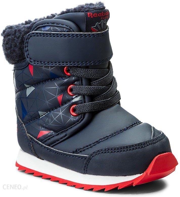 CHŁOPIĘCE BUTY ZIMOWE REEBOK SNOW PRIME (21)