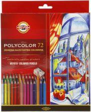 ef001121fdeec Szkolne artykuły plastyczne - opinie. Kohinoor Kredki Artystyczne Polycolor  72 Kolory