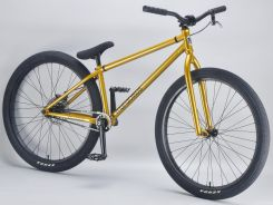 Mafiabikes Mtb Street Blackjack Gold 2017
