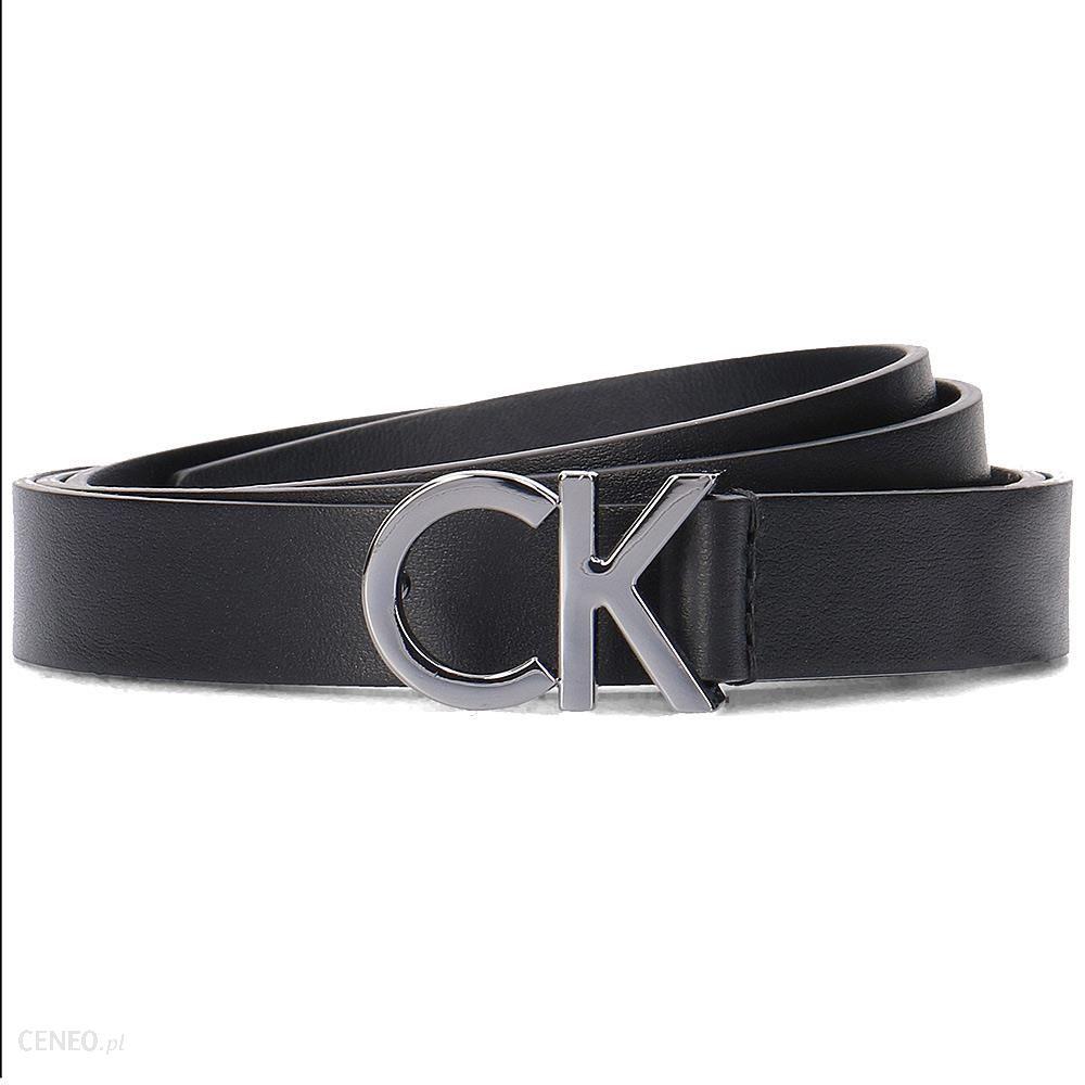 0e1e48fb2076e Calvin Klein Skinny Waistbelt - Pasek Damski - K60K603557 001 - zdjęcie 1
