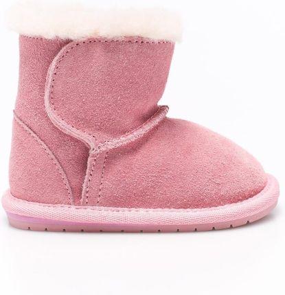 5aebc123 Podobne produkty do Pantofelek24.pl | Dziecięce botki trapery SREBRNE. Emu  Australia - Obuwie zimowe answear