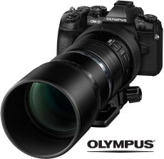 OLYMPUS OM-D E-M1 Mark II + 300mm F4.0 IS PRO