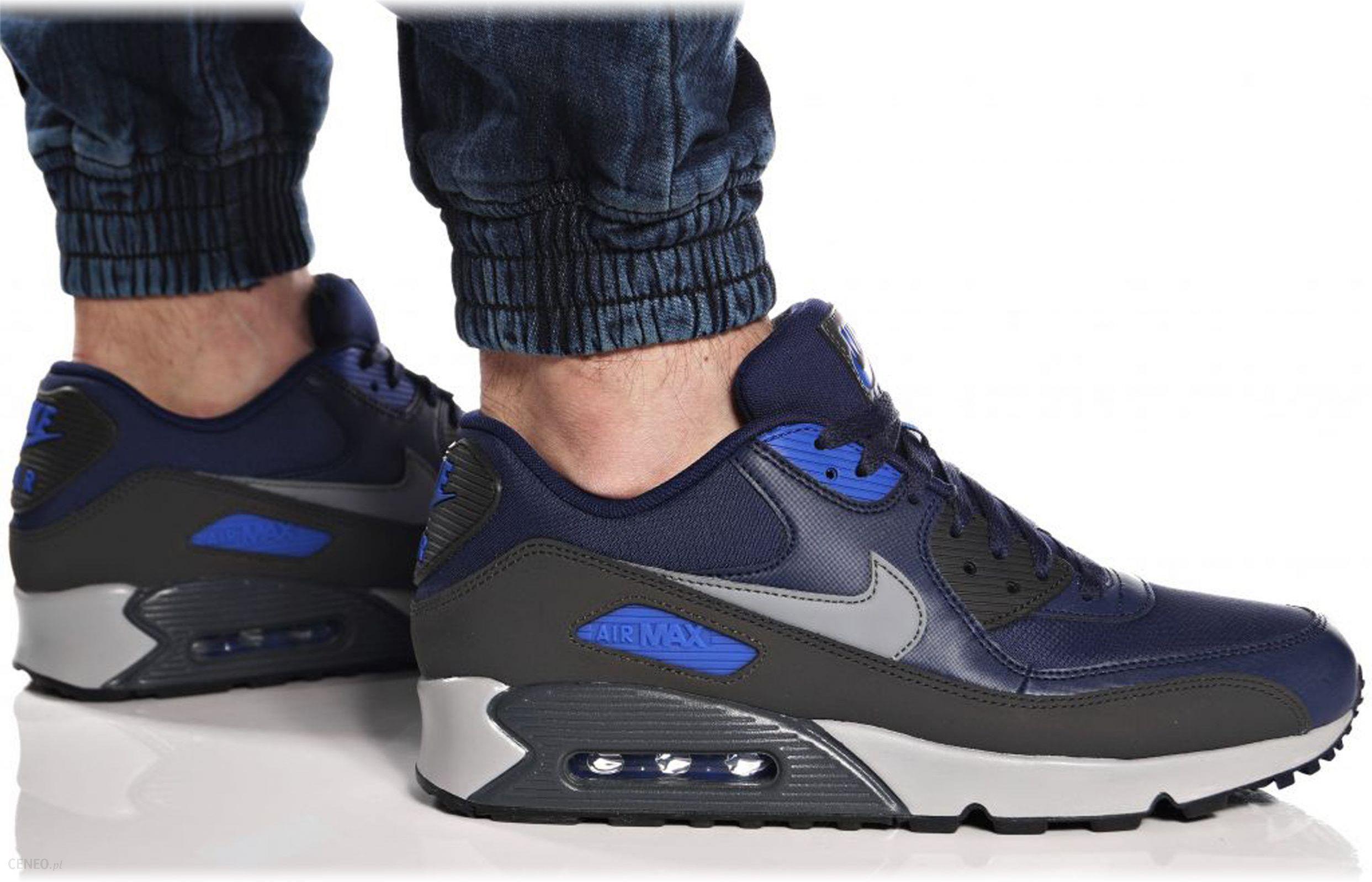 Buty Męskie Nike Air Max 90 Essential •cena 418,00 zł•Czarne