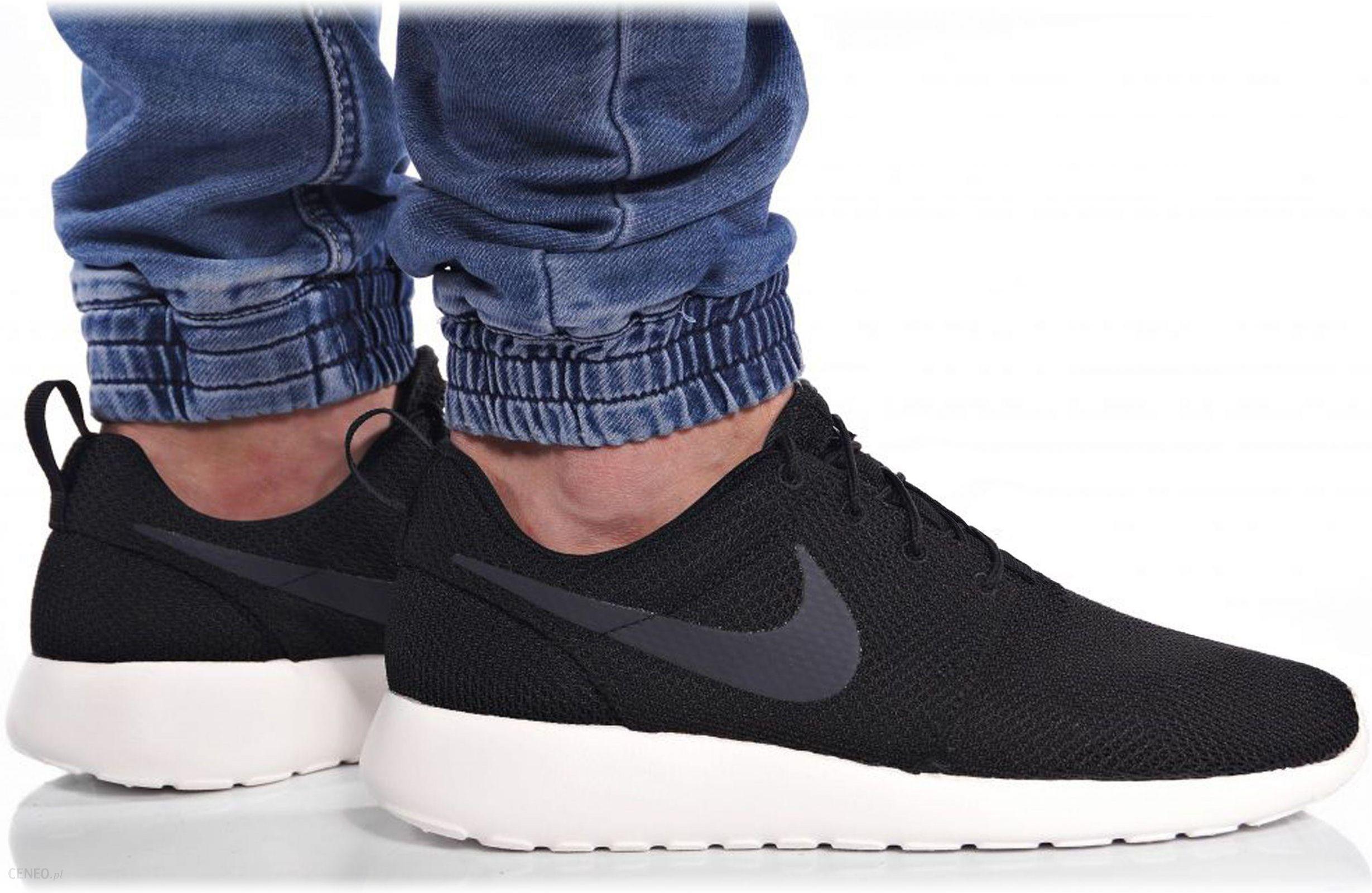 delikatne kolory styl mody tania wyprzedaż Buty Męskie Nike Roshe One Run 511881-010 R. 44.5