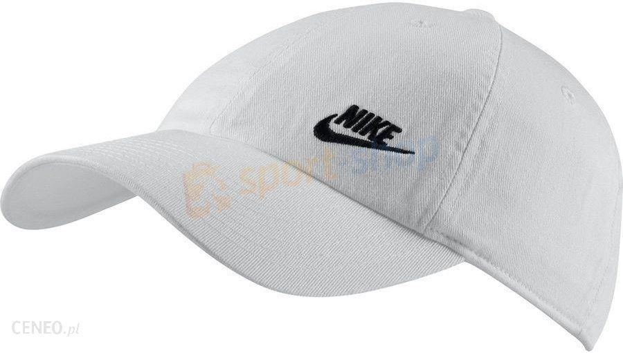 ogromna zniżka taniej dla całej rodziny Nike Czapka Z Daszkiem Damska Nk H86 Cap Futura Classic Biała