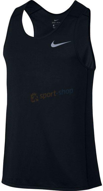 ba6ca3687 Nike Koszulka Do Biegania Męska Dry Miler Tank Czarna - Ceny i opinie -  Ceneo.pl