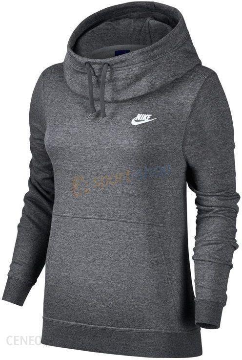 Tanie Nike Air Bluzy Z Kapturem Męska Czarny Antracyt Polska