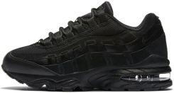 Buty damskie sneakersy Nike Air Max 95 GS Triple Black