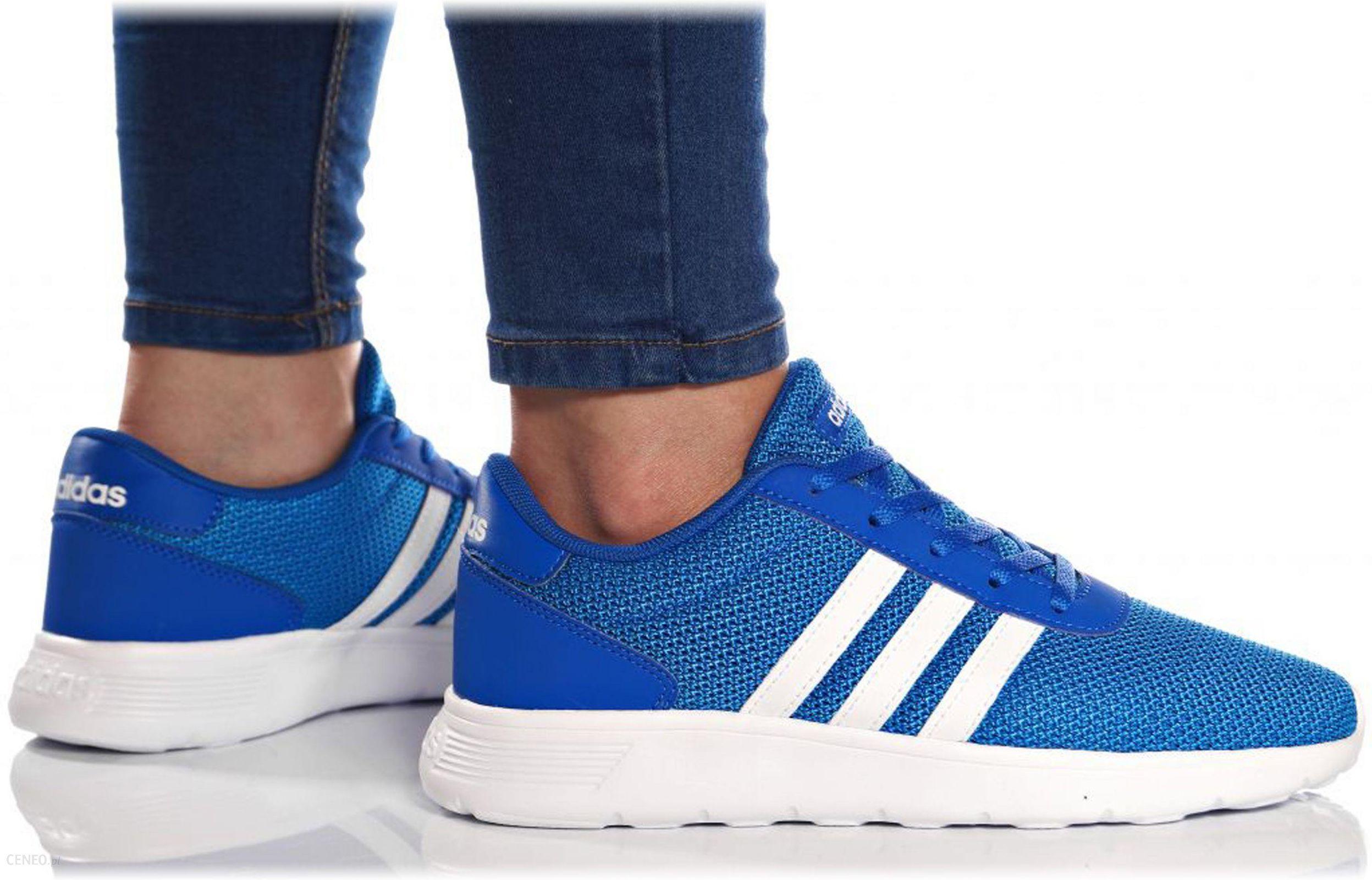 buty adidas damskie niebieski