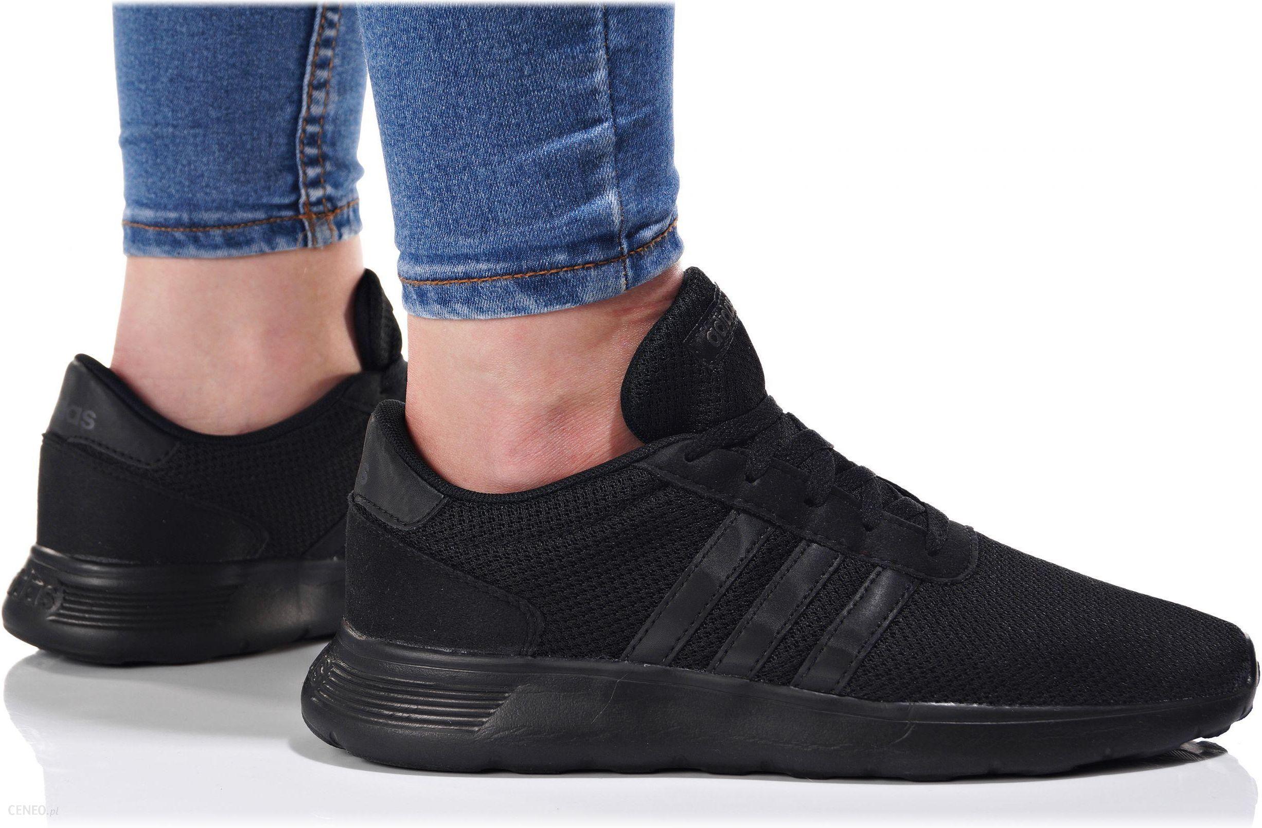 buty damskie adidas lite racer czarne