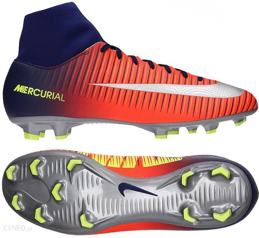 480a45209 Nike MercurialX Victory VI DF TF 903609 409 - Ceny i opinie - Ceneo.pl