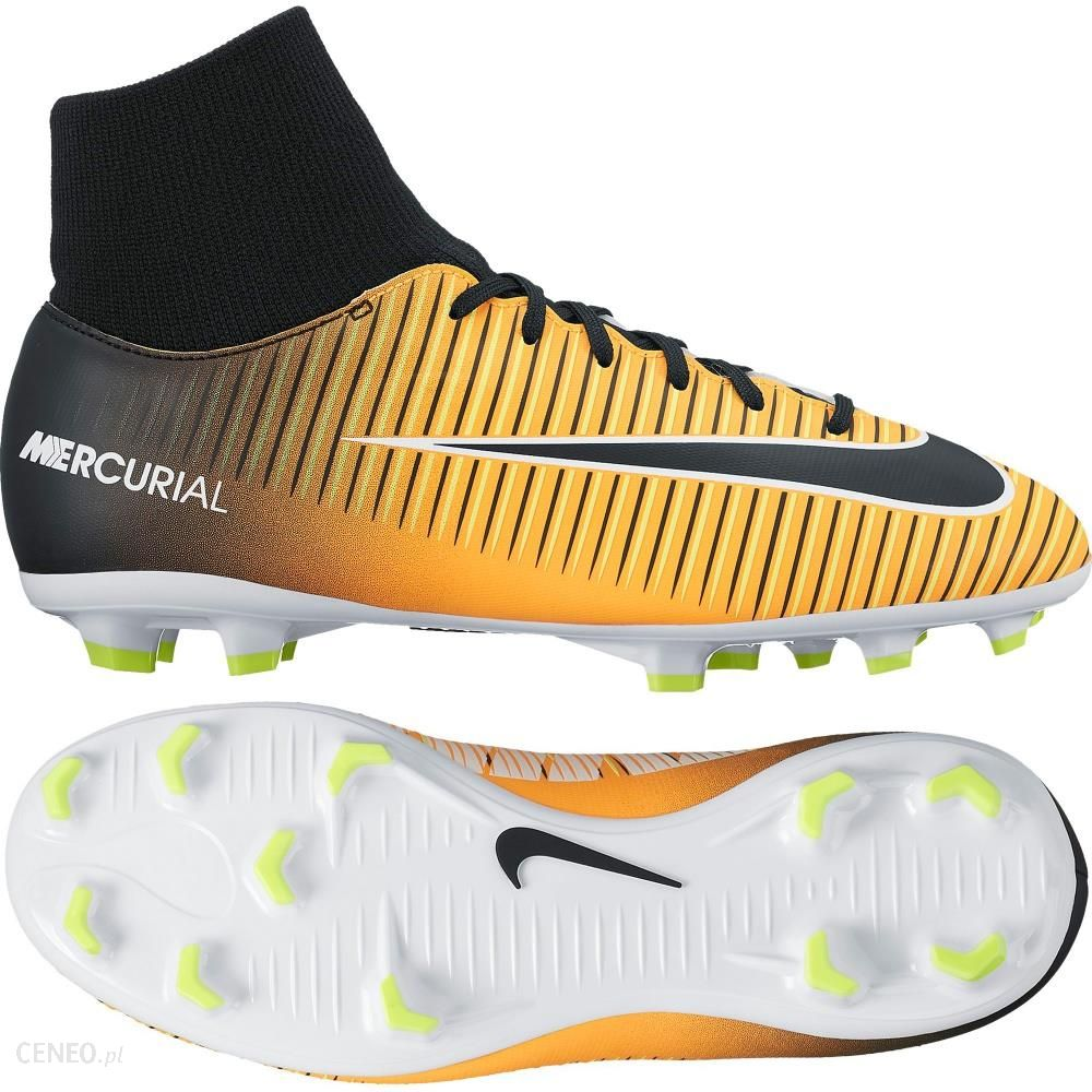 Nike Mercurial Vapor VII Elite SG AC OrangeBlackWhite