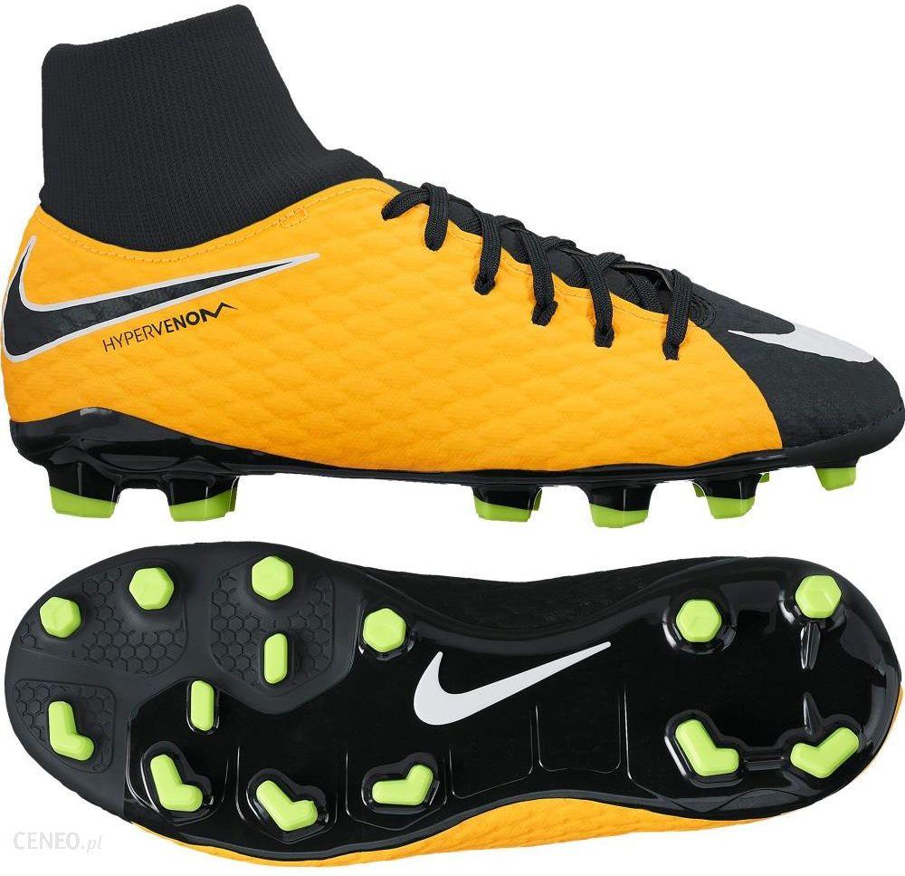 najlepszy oficjalna strona całkiem tania Nike Jr Hypervenom Phelon 3 DF FG 917772 801