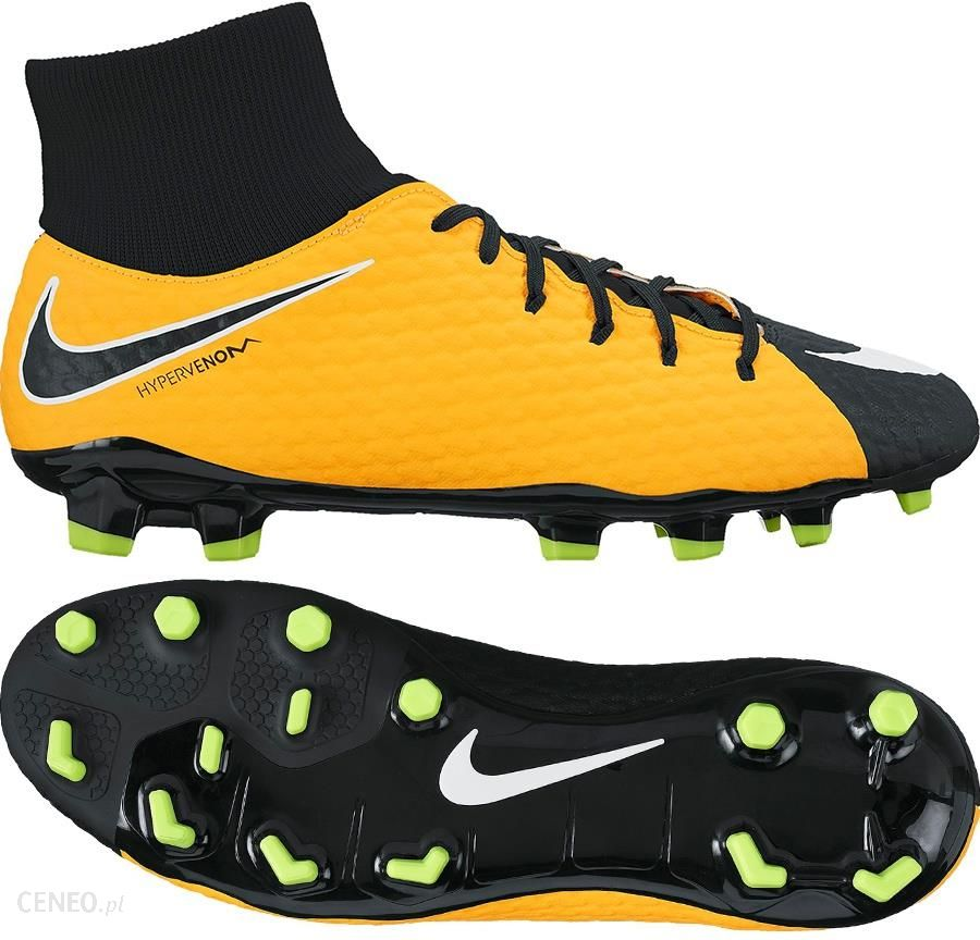 finest selection e29f4 13be6 Nike Hypervenom Phelon 3 DF FG 917764 801