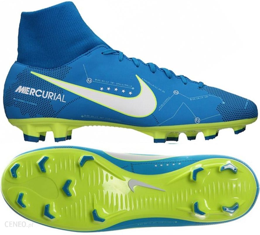 the latest 779ea b4e95 Nike Mercurial Victory VI DF FG Neymar 921506 400