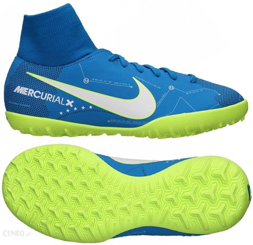 62f14df2d Nike JR MercurialX Victory 6 DF TF Neymar 921492 400 - Ceny i opinie ...