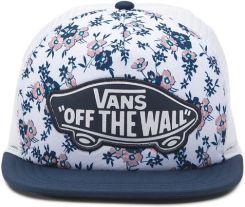 29704eee8d1dfa czapka z daszkiem VANS - Beach Girl Trucker Hat White Ditsy Blooms (O43)