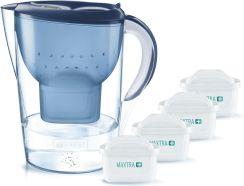 BRITA fill&enjoy Marella XL niebieski + 4 wkłady Maxtra Plus