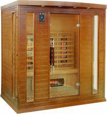 Home&Garden Sauna Na Podczerwień Z Koloroterapią Dh4 Gh
