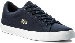f065267853034 Sneakersy LACOSTE - Lerond Bl 2 Cam 7-33CAM1033003 Nvy eobuwie