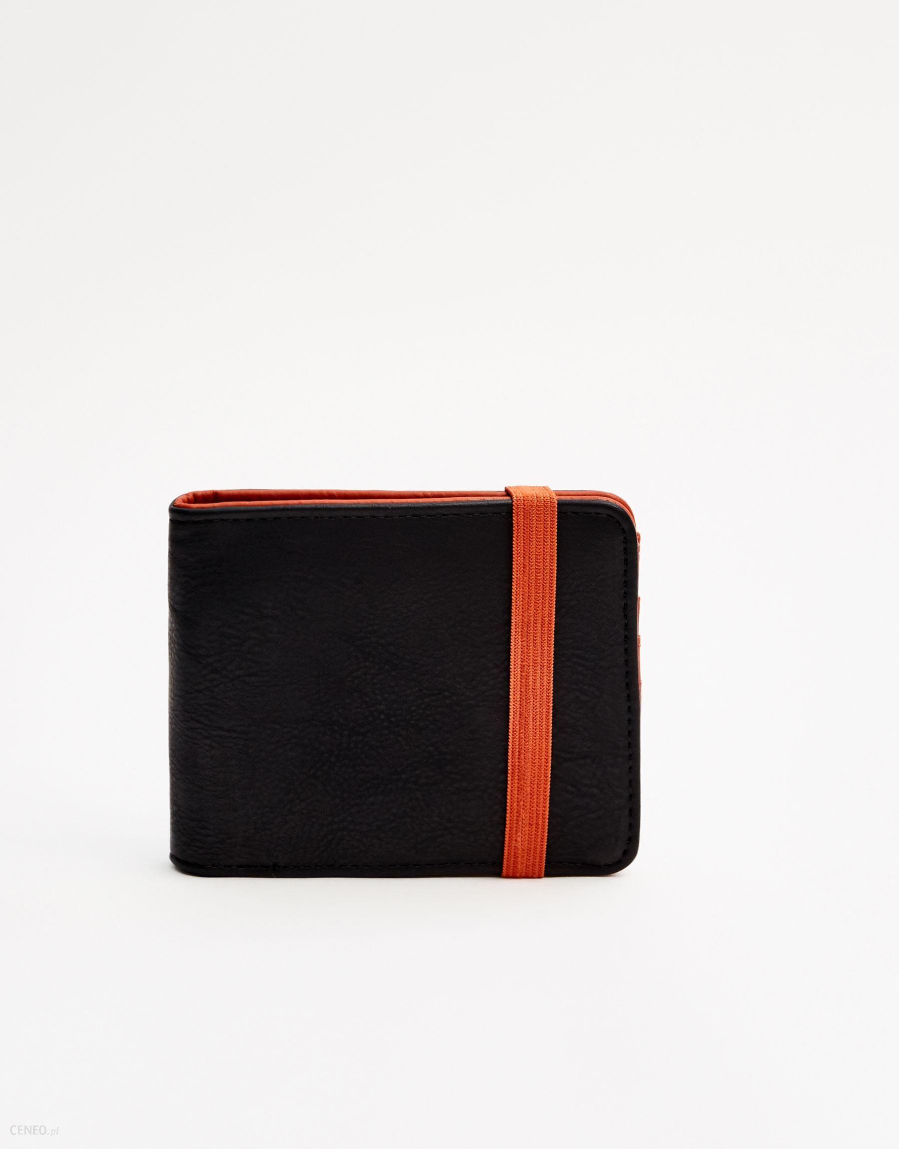 745a8ffe75a6f Dwukolorowy portfel z gumką - Ceny i opinie - Ceneo.pl