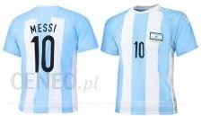 fe0f8cd70 Bs Sport Messi Argentyna Koszulka Piłkarska 708340008 - Ceny i ...
