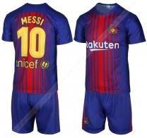 9729b321f1bbb Bs Sport Messi Barcelona Strój Komplet Piłkarski 2017 18 708340084 -  zdjęcie 1
