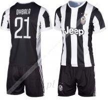 11a974ef0079e6 Bs Sport Dybala Juventus Strój Komplet Piłkarski 2017/18 708340097 -  zdjęcie 1