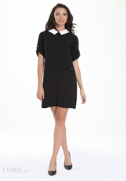 93d9ece772 Czarna Sukienka Modesty - Ceny i opinie - Ceneo.pl