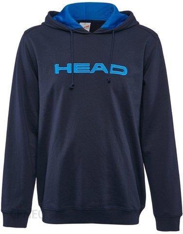 Bluza chłopięca Head Club Byron Hoodie JR grey melangeblack
