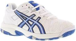 Asics Buty tenisowe Gel-Resolution 5 GS white/royal blue/lightning C310Y