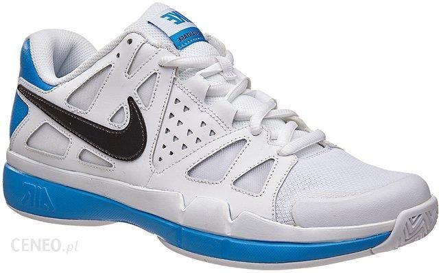 3b0a2aee326e Nike Buty tenisowe Air Vapor Advantage white black lt photo blue 599359105 -