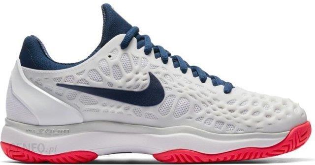 Nike Zoom Cage 3 Damskie Buty do tenisa Biały Silver