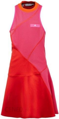 c300c2cb6 Adidas Sukienka dziewczęca by Stella McCartney Barricade Dress core red  BR3686 - zdjęcie 1