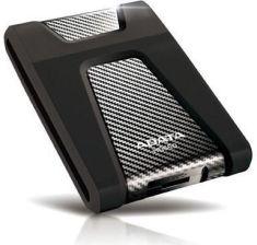 Adata HDD HD650 Durable Lite 2TB Czarny (AHD6502TU31CBK)