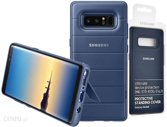 save off bb4cf d3d98 Samsung Protective Standing Cover do Galaxy Note 8 Niebieski  (EF-RN950CNEGWW)