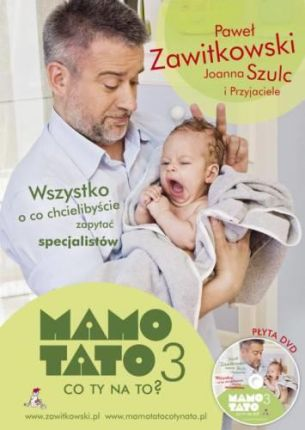 Mamo Tato Co Ty Na To 3 Pawel Zawitkowski Ceny I Opinie Ceneo Pl