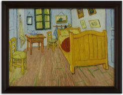 Reprodukcja Obrazu V Van Gogha Pokój Van Gogha W Arles Obraz Na Płótnie Canvas Opinie I Atrakcyjne Ceny Na Ceneopl