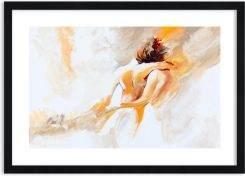 Obraz W Ramie Akt Art Miłość F1baa70x50 3168