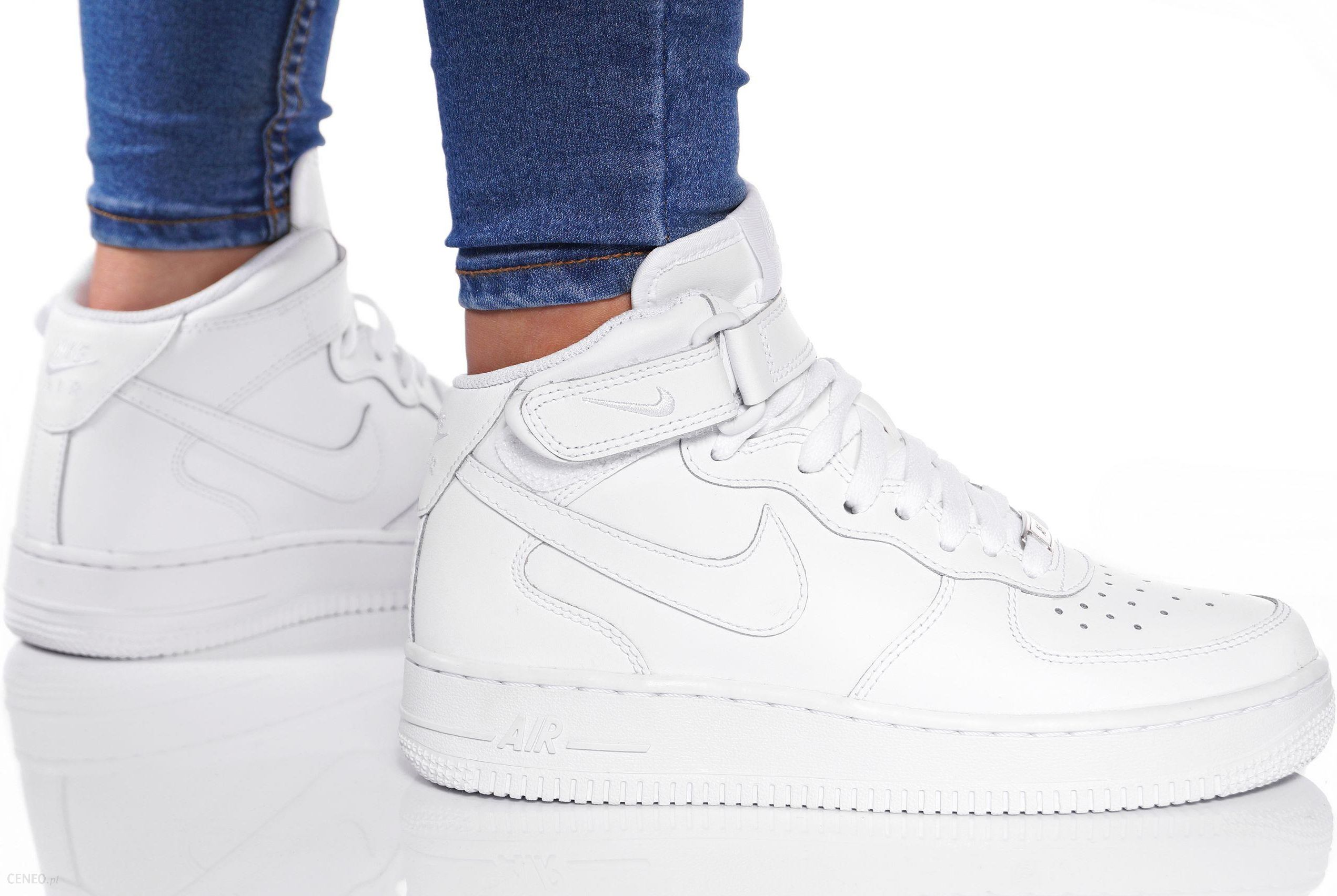 Buty Nike Air Force 1 Mid (gs) 314195 113 39