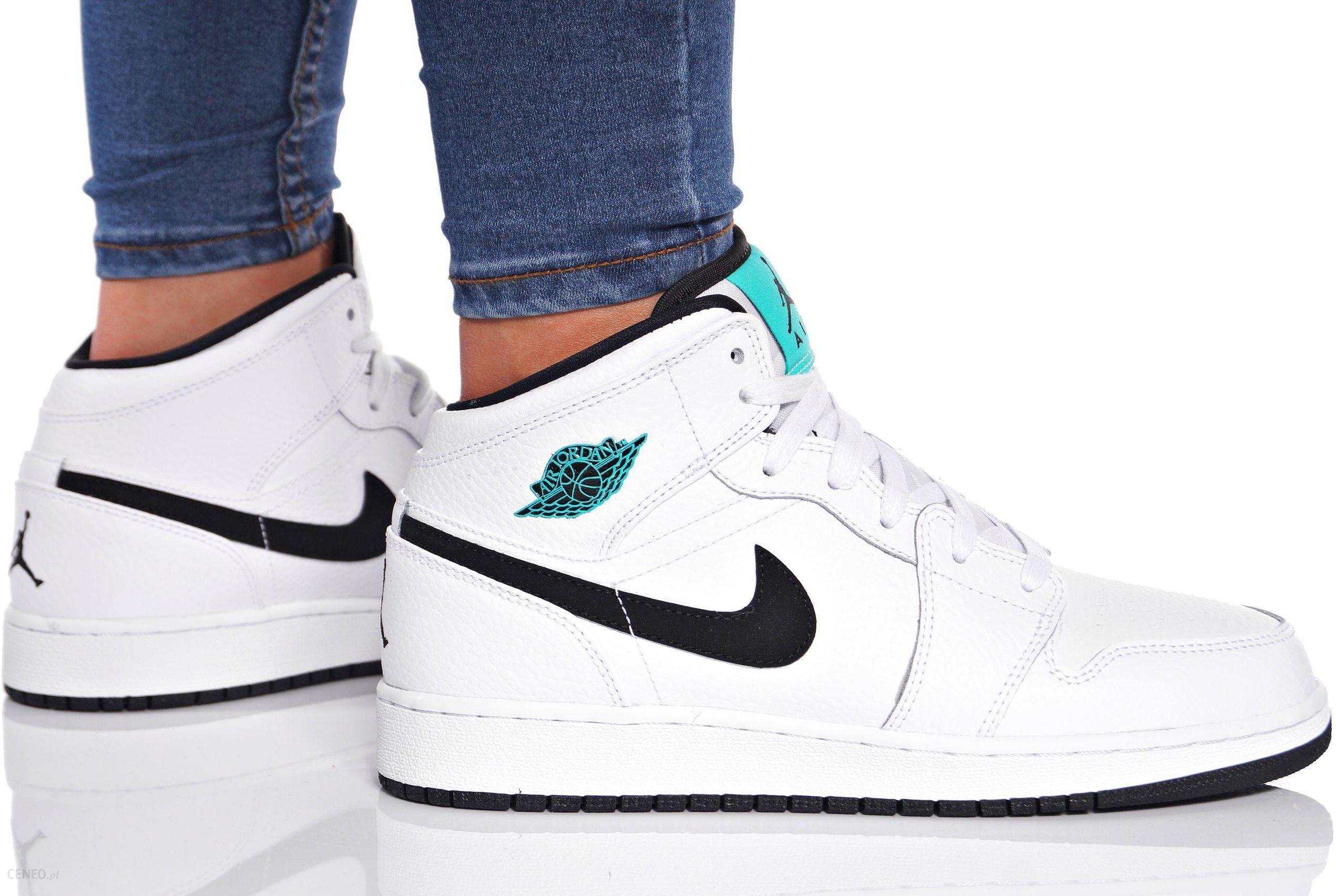Nike Air Jordan 1 Mid Bg Damskie .pl